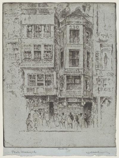 Joseph Pennell, 'No. 230 Strand', 1903