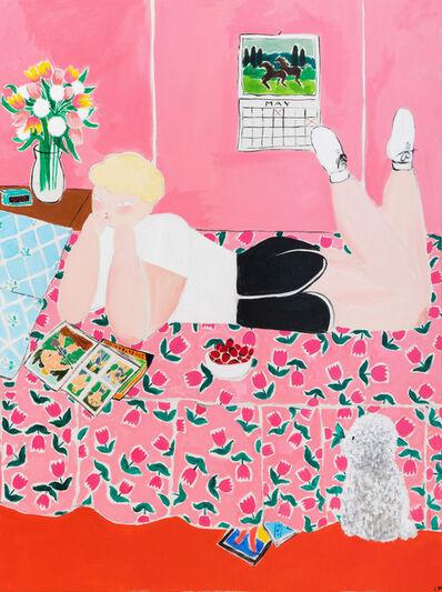 Claire Milbrath, 'Strawberry Daydream', 2021