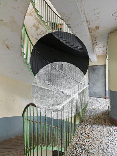 Georges Rousse, 'Guise', 2015