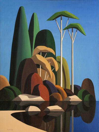 Andy Wooldrdidge, 'Beach Cove', 2016