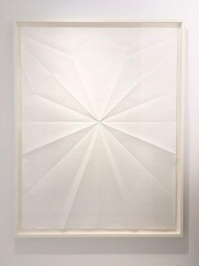 Gonzalo Lebrija, 'Unfolded Plane (Riff)', 2014