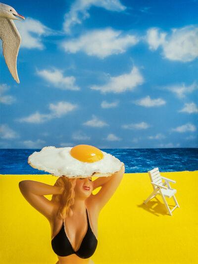 Yuri Dojc, 'Tom Wesselmann Meets Breakfast', 1984