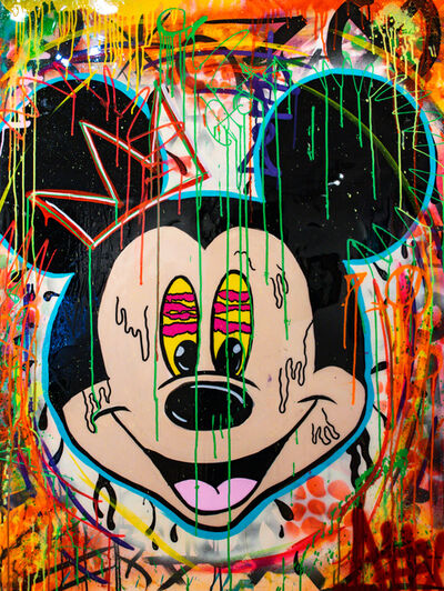 Alex Marchety, 'Crowned Mickey', 2020