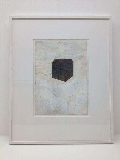 Hubert Kiecol, 'Ohne Titel (Schwarzes Haus)', 1982