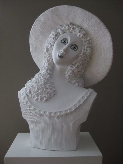 Véronique Clanet, 'Amandine', 2015