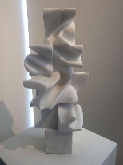 Marton Varo, '10 Cubes', 2018