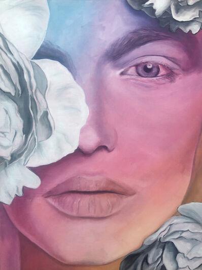 Melanie Posner, 'Love Blooms Here PRINT', 2019