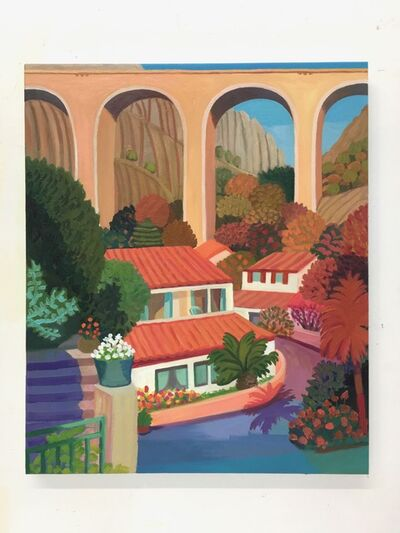 Daniel Heidkamp, 'Road to L'estaque', 2019