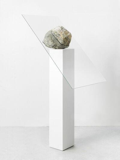 Alicja Kwade, 'Hemmungsloser Widerstand', 2018