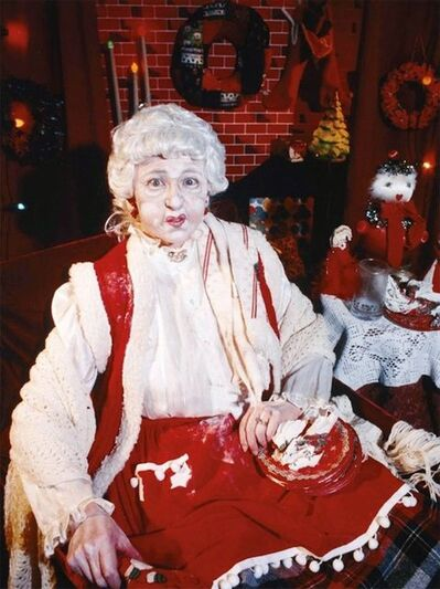 Cindy Sherman, 'Untitled (Mrs. Claus)', 1990