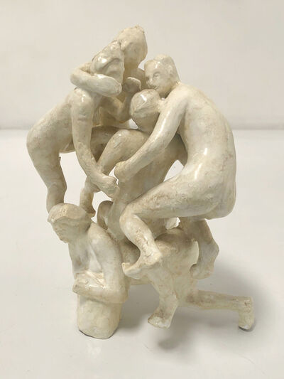 Gwynn Murrill, 'Pyramid 5 (Plaster)', 2011