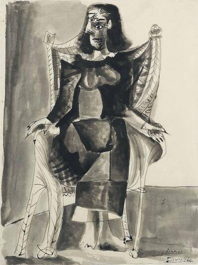 Pablo Picasso, 'Femme assise (Dora Maar)', 1942