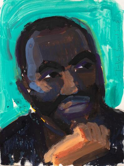 Tirtzah Bassel, 'DF Portrait', 2017