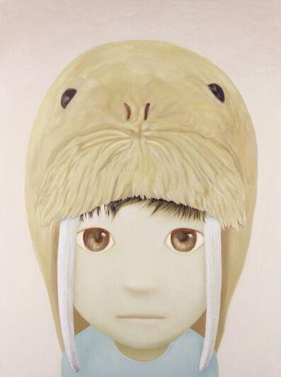 Mayuka Yamamoto, 'walrus boy', 2016