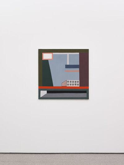 Nathalie Du Pasquier, 'Parkway', 2017