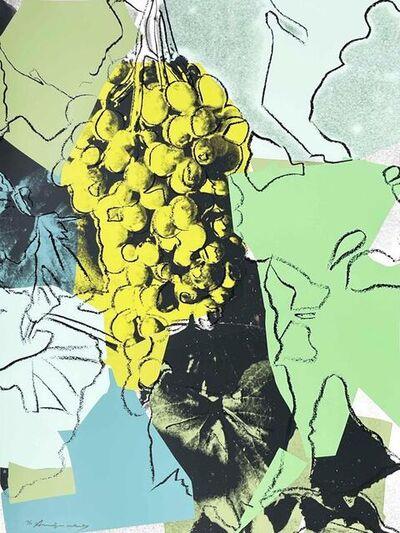 Andy Warhol, 'Grapes II.191', 1979