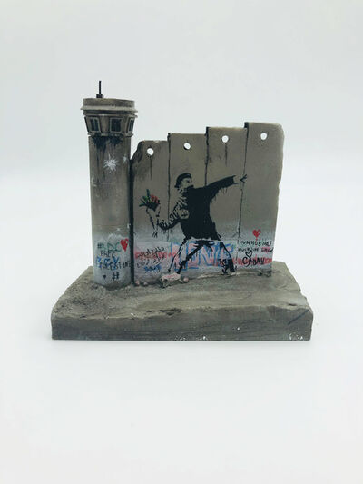 Banksy, 'Walled Off Hotel - Wall Sculpture', 2018