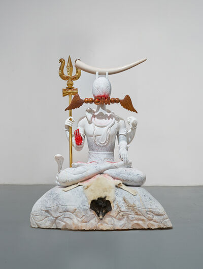 Chen Tianzhuo 陈天灼, 'Bite 咬', 2016