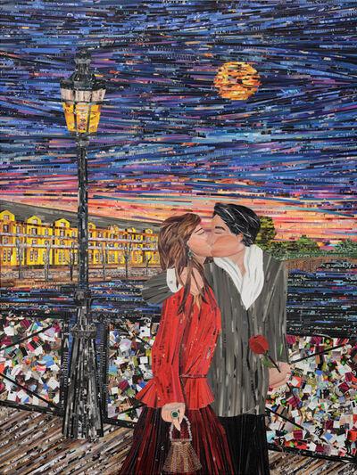 Olga Vargas, 'Vive L'amour', 2015