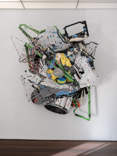 Daniel Firman, 'Parrot', 2019