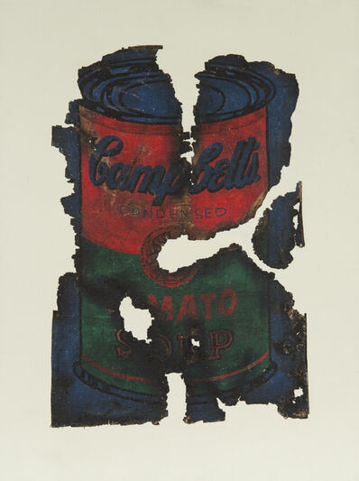 Komar & Melamid, 'Post-Art No. 1 (Warhol)', 1973