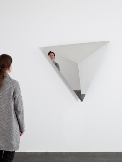 Jeppe Hein, 'Rotating Triangular Pyramid II', 2015