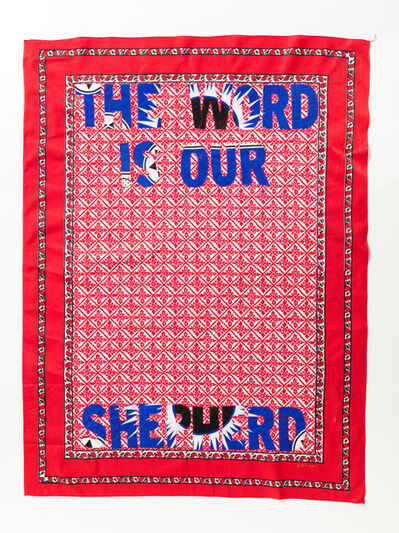 Lawrence Lemaoana, 'The Word id our Sheperd', 2017