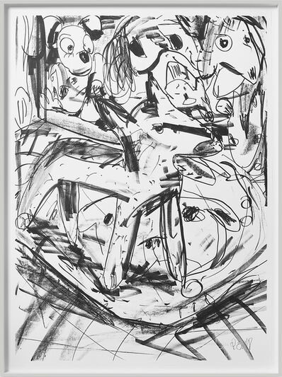 Philip Emde, 'Emdiland (Hasso – cradle of the deep.)', 2018