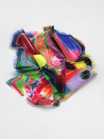 Daniel Knorr, 'Canvas Sculptures (Maple Leaf)', 2020