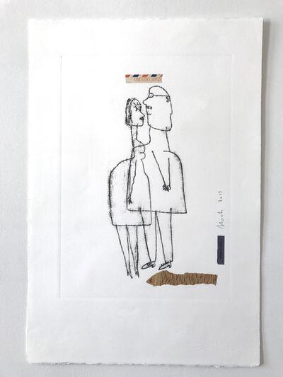 Serge Bloch, 'Couple'