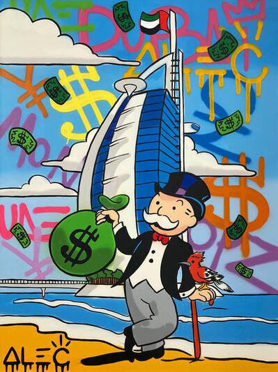 Alec Monopoly, 'Monopoly In Dubai', 2021