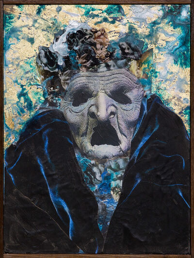 Marnie Weber, 'The Blue Witch', 2019