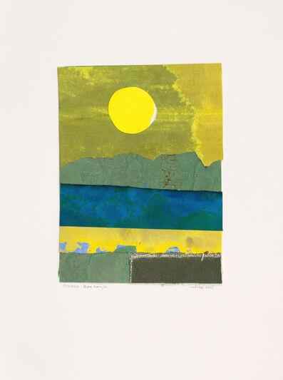 Lee Hall, 'UMBRIA-MOON HORIZON', 2015