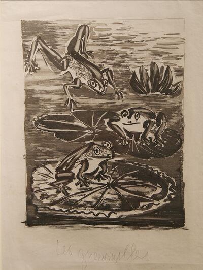 Pablo Picasso, 'La Grenouille', 1942