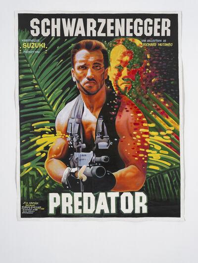 "JP Mika, 'Schwarzenegger ""Predator""', 2019"