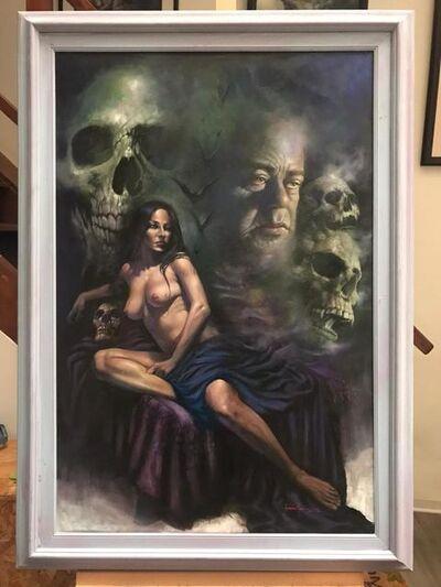 Lucio Parrillo, 'Vampirella #32', 2018