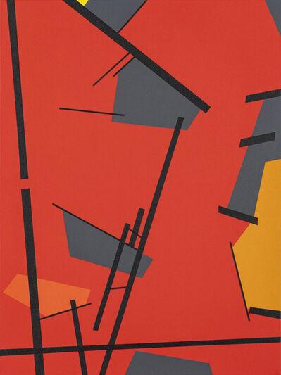 A. Matiolli, 'Struttura 01', 2020
