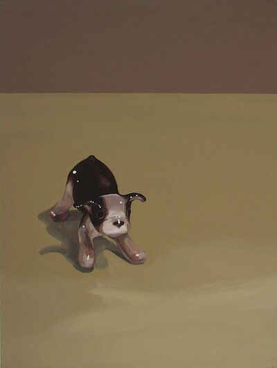 Sandy Chism, 'Down Dog', 2006