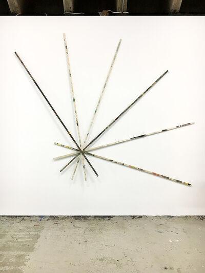 Bélen Rodríguez González, 'Alas de murcielago', 2019