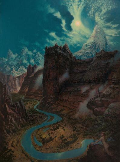 Mark Harrison, 'The Dark Citadel', 2019