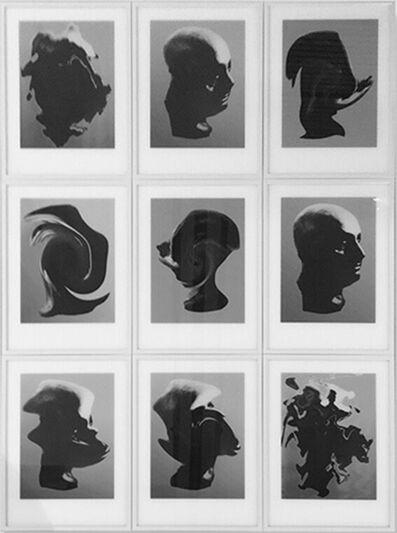 Urs Lüthi, 'Self-portraits ', 2019