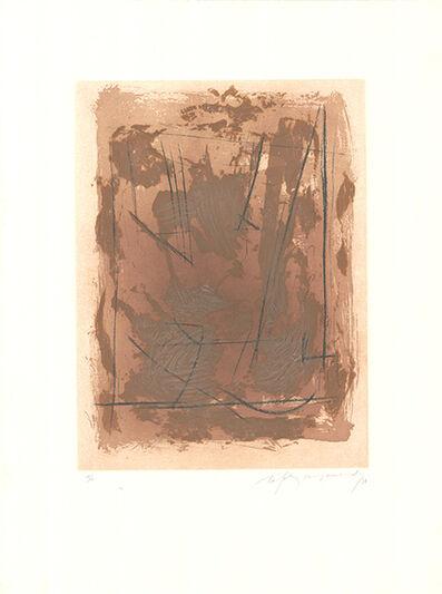 Albert Ràfols-Casamada, 'Circ-6', 1988
