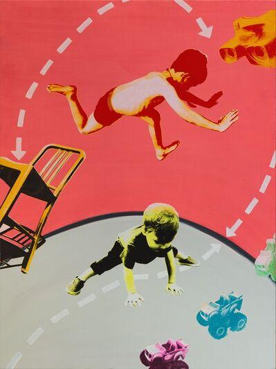 Scott Avett, 'Jump The Boy', 2017