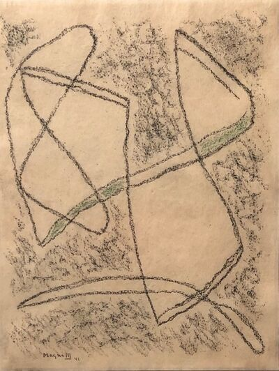 Alberto Magnelli, 'Untitled Abstraction', 1941