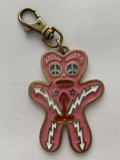 Grayson Perry, 'ALAN MEASLES LIMITED EDITION HANDAG CHARM', 2019