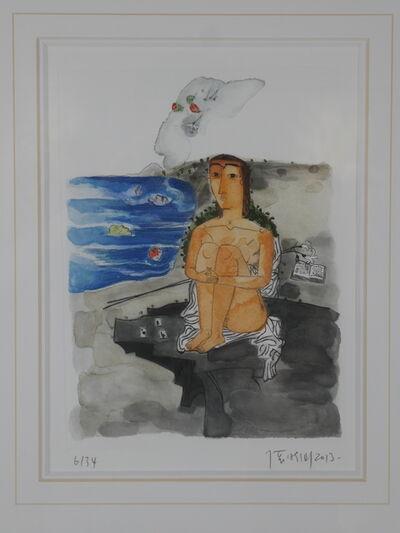 Zhang Xiaogang, 'Lost Dreams no.5', 2013