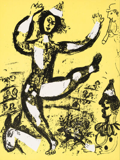 Marc Chagall, 'Le Cirque (The Circus)', 1960