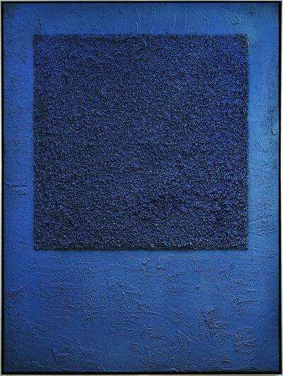 Benjamin Masi, 'Blue Field', 2019