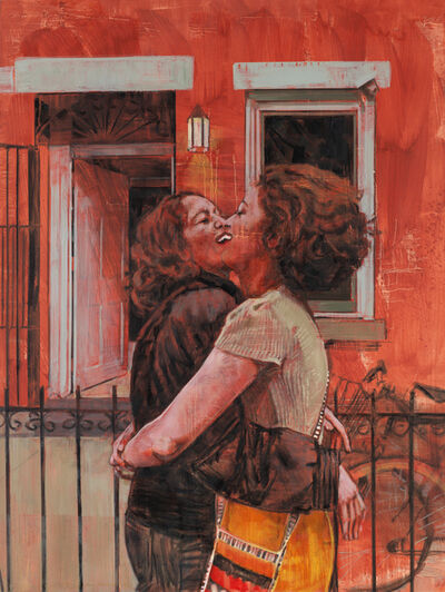 Laura Karetzky, 'Sisterhood (conjoined)', 2019