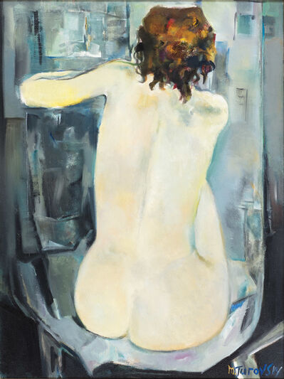 Mikhail Turovsky, 'Seated Woman by the Window', ca. 2015